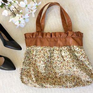 Handbags - Floral Boho Purse